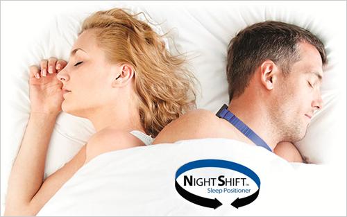 Night Shift (Couple incl. logo)